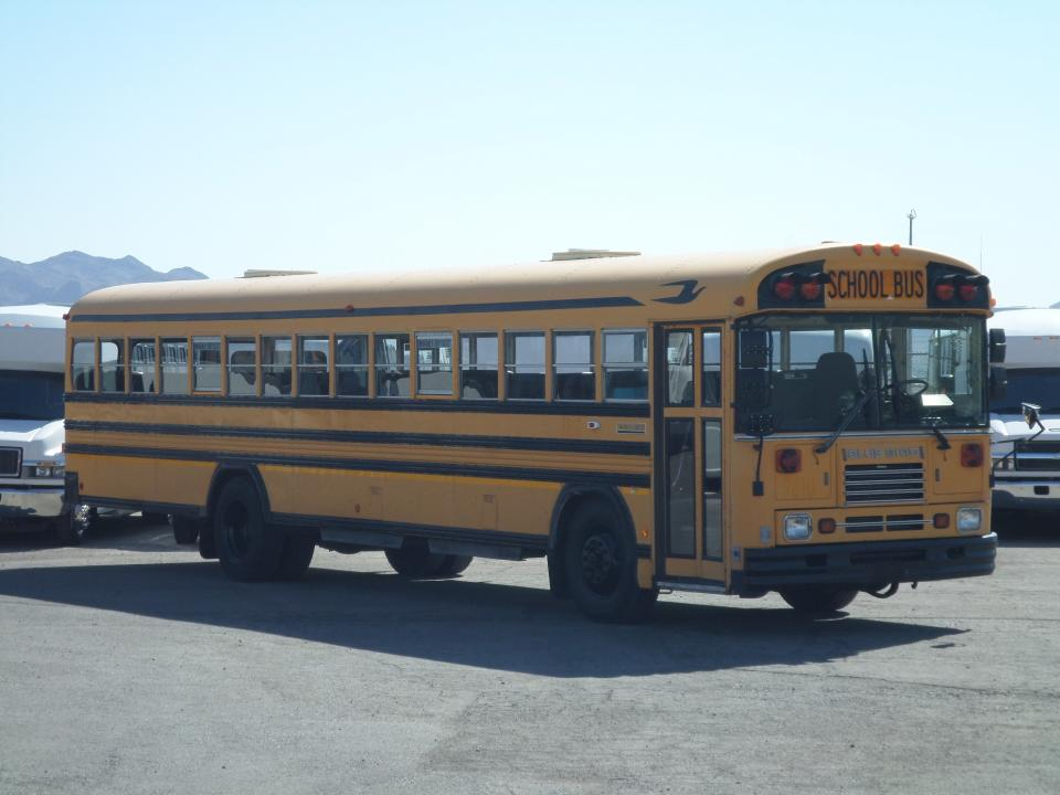 Blue Bird Bus >> 1999 Blue Bird Tc2000 Fe School Bus B82419