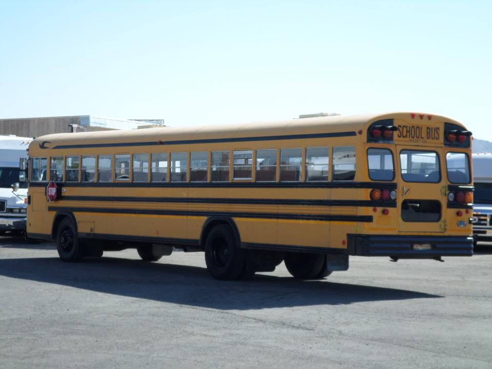 1999 Blue Bird TC2000 FE School Bus B82419