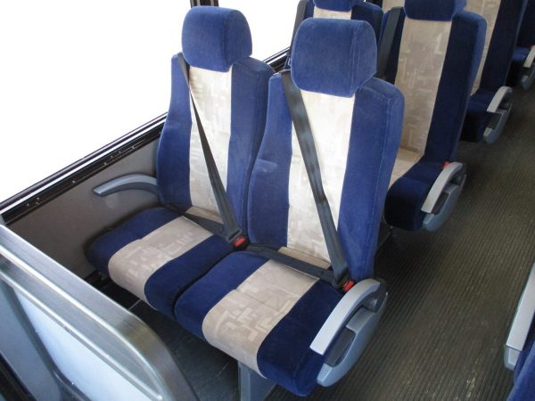 Passenger Seats for 2013 ABC M1235 Shuttle Bus