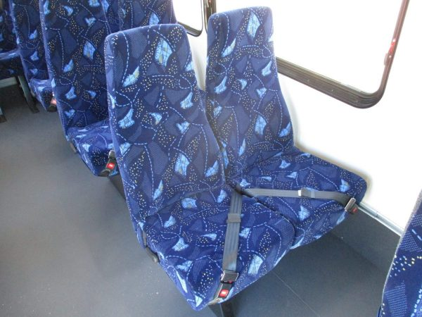 Passenger Seats for 2018 GOSHEN PACER II SHUTTLE BUS