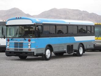 Used Bus For Sale 1987 Bluebird Fe All American For 32