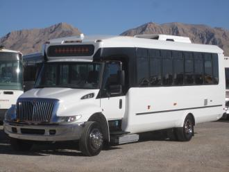 Used Eldorado Shuttle Bus 33 Passenger International