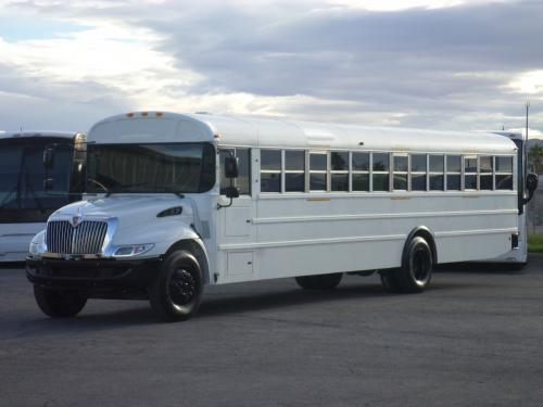 Used 2012 Ic Ce Series Commercial Bus Sales B72264