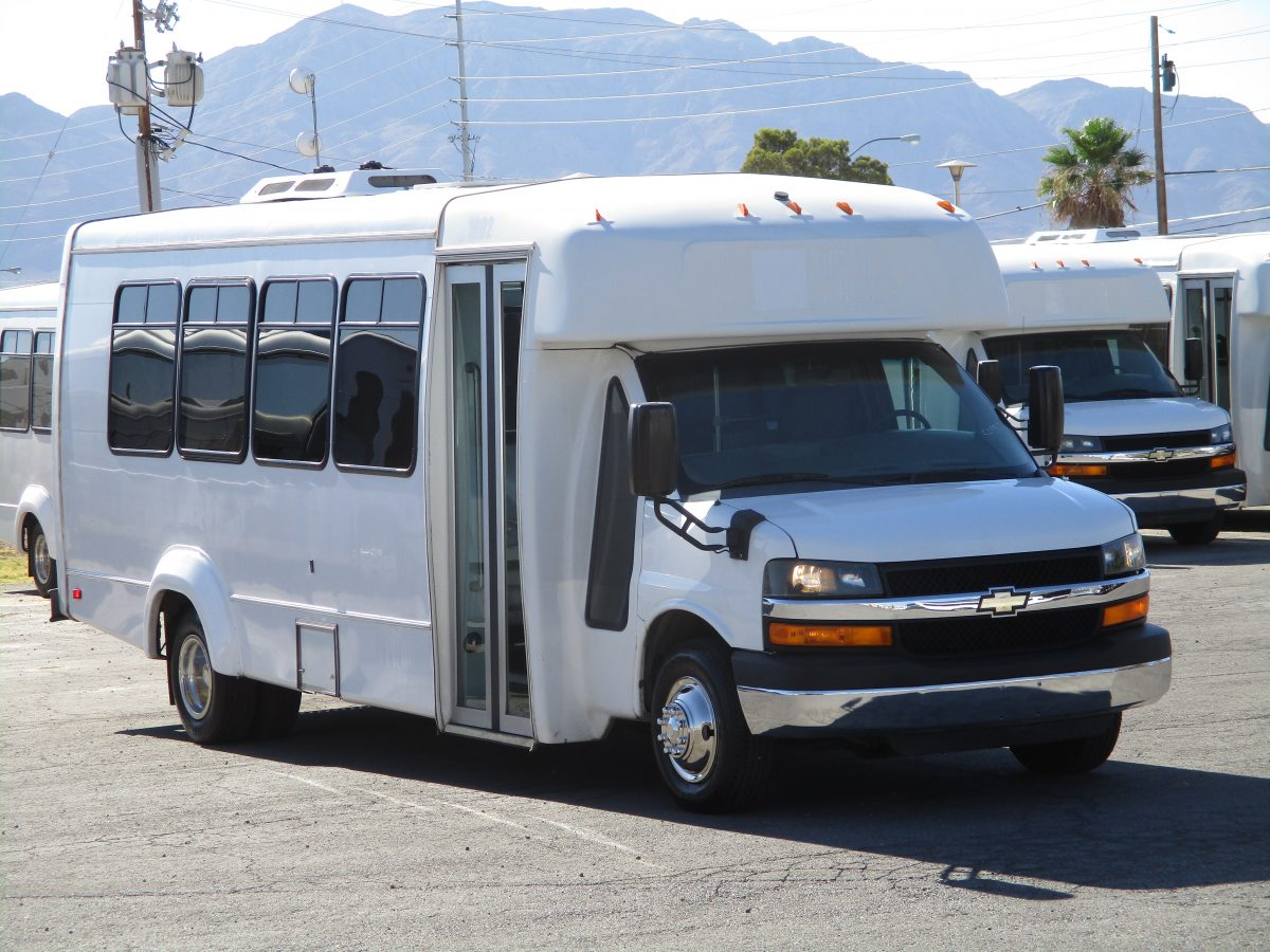 New Used Shuttle Buses For Sale Church Wheelchair Northwest