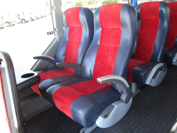 Passenger Seats for 2008 Prevost H3-45 Highway Coach