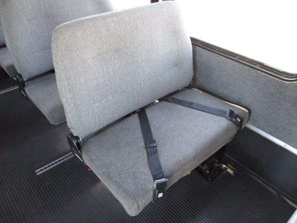 Passenger Seats for 2012 Elkhart Coach Wheelchair Shuttle Bus