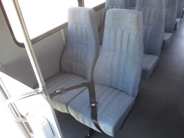 Passenger Seats for New 2018 Goshen Impulse Shuttle Bus