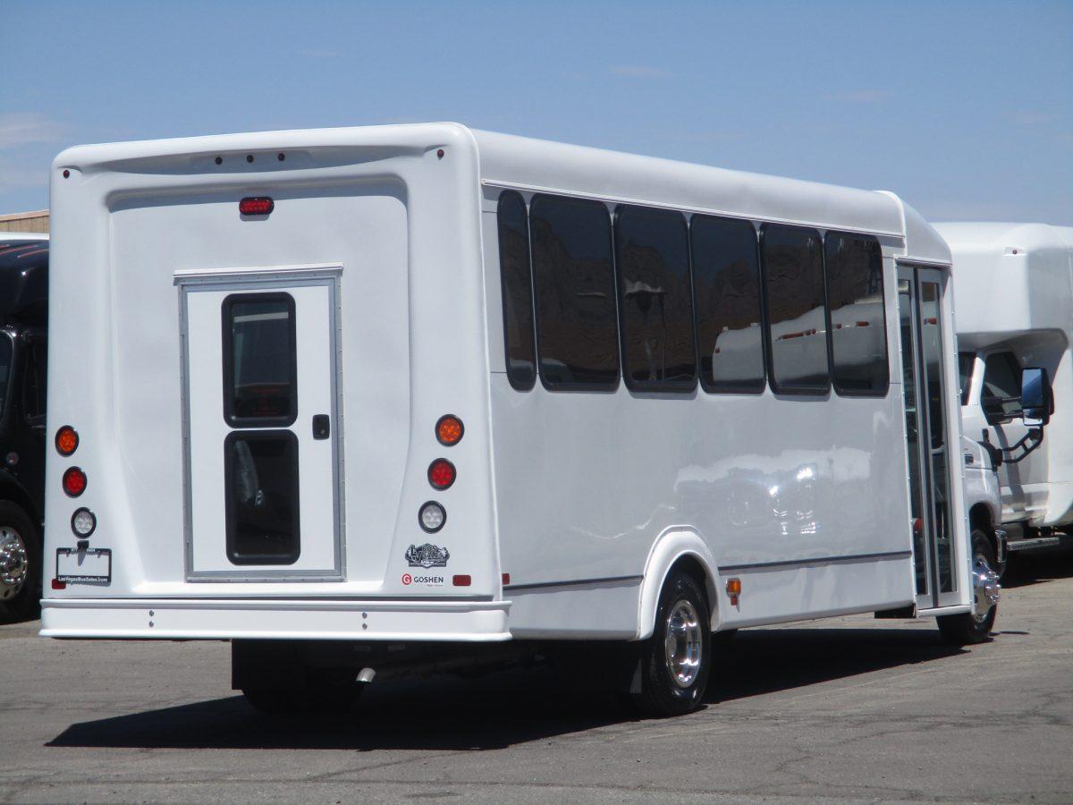 2019 Goshen Impulse Shuttle Bus S00979 Lasvegasbussales Com