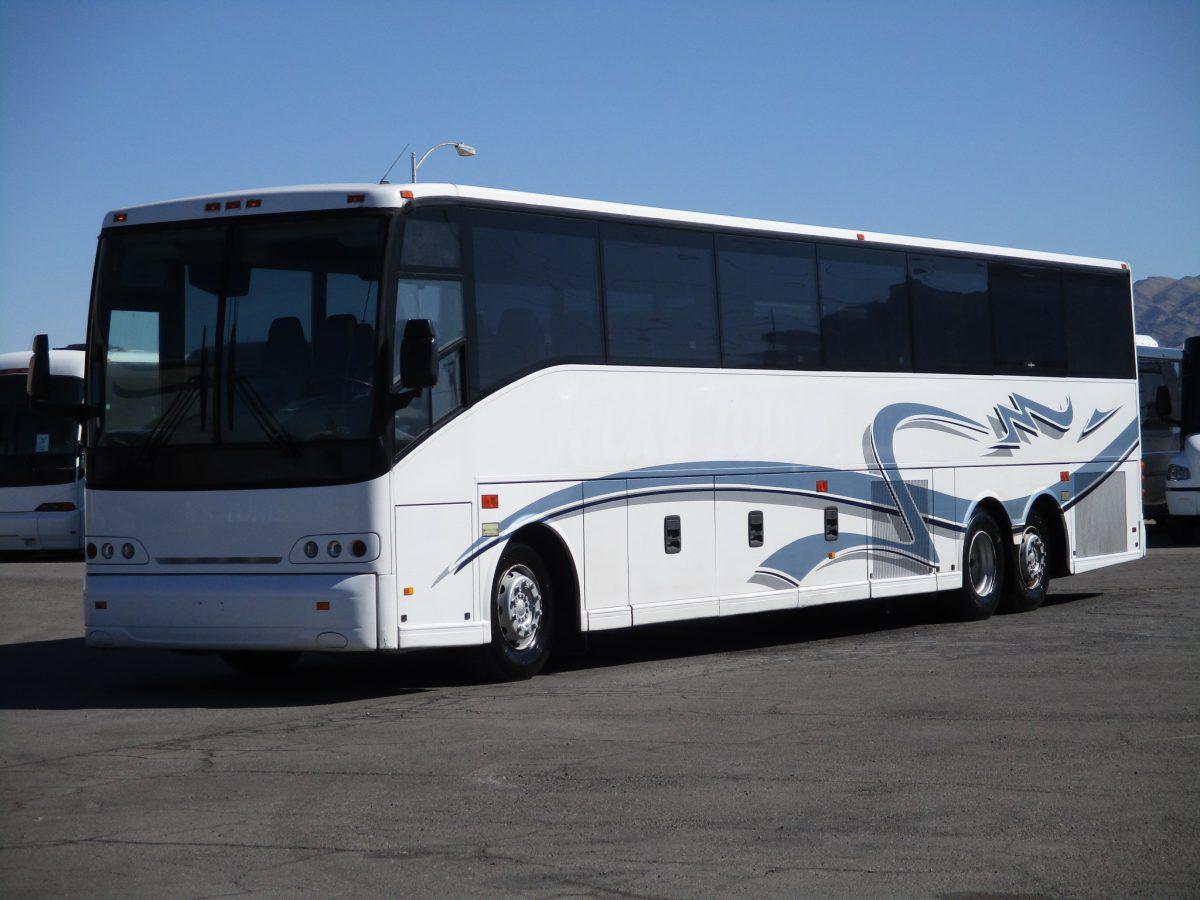 Van Hool Bus >> 2004 Van Hool C2045 Ada Highway Coach C45442