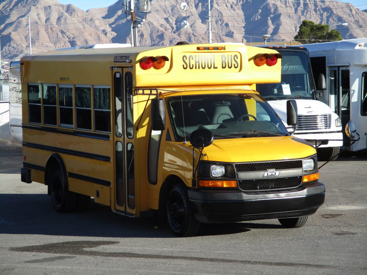Transit and Trolley Buses for Sale | Northwest Bus Sales