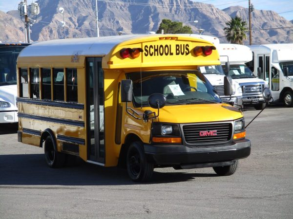 Used School Buses & Child Care Buses for Sale | Las Vegas