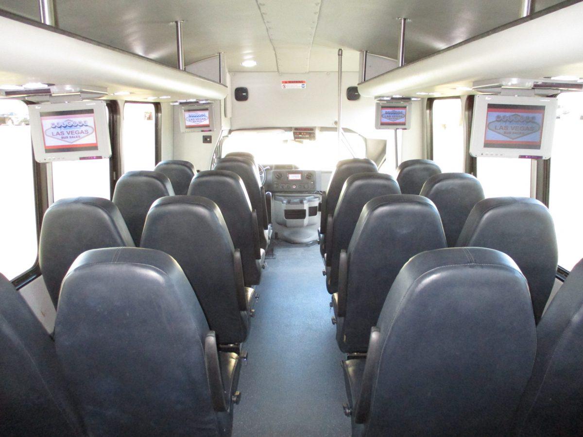 2015 Starcraft Allstar Shuttle Bus S00779
