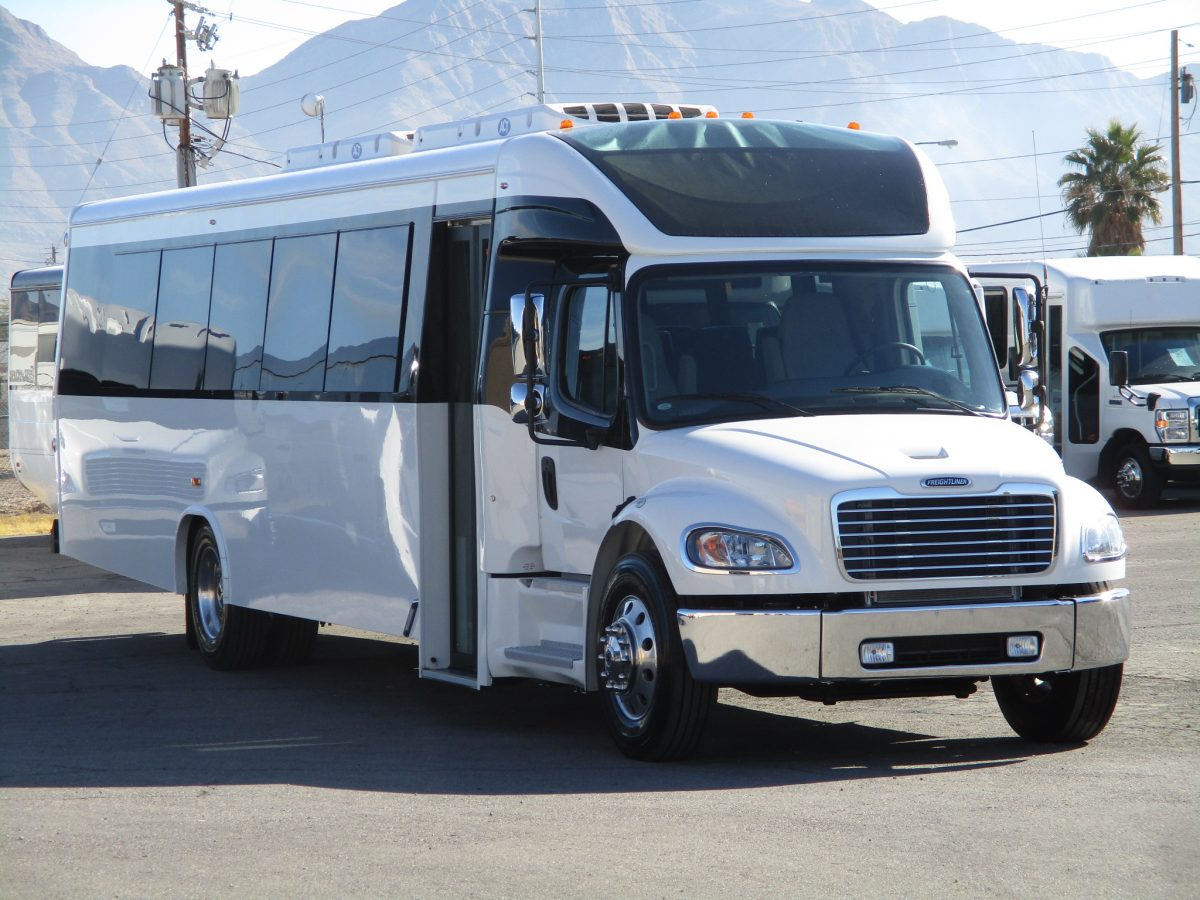 New Used Buses For Sale From Las Vegas Bus Sales