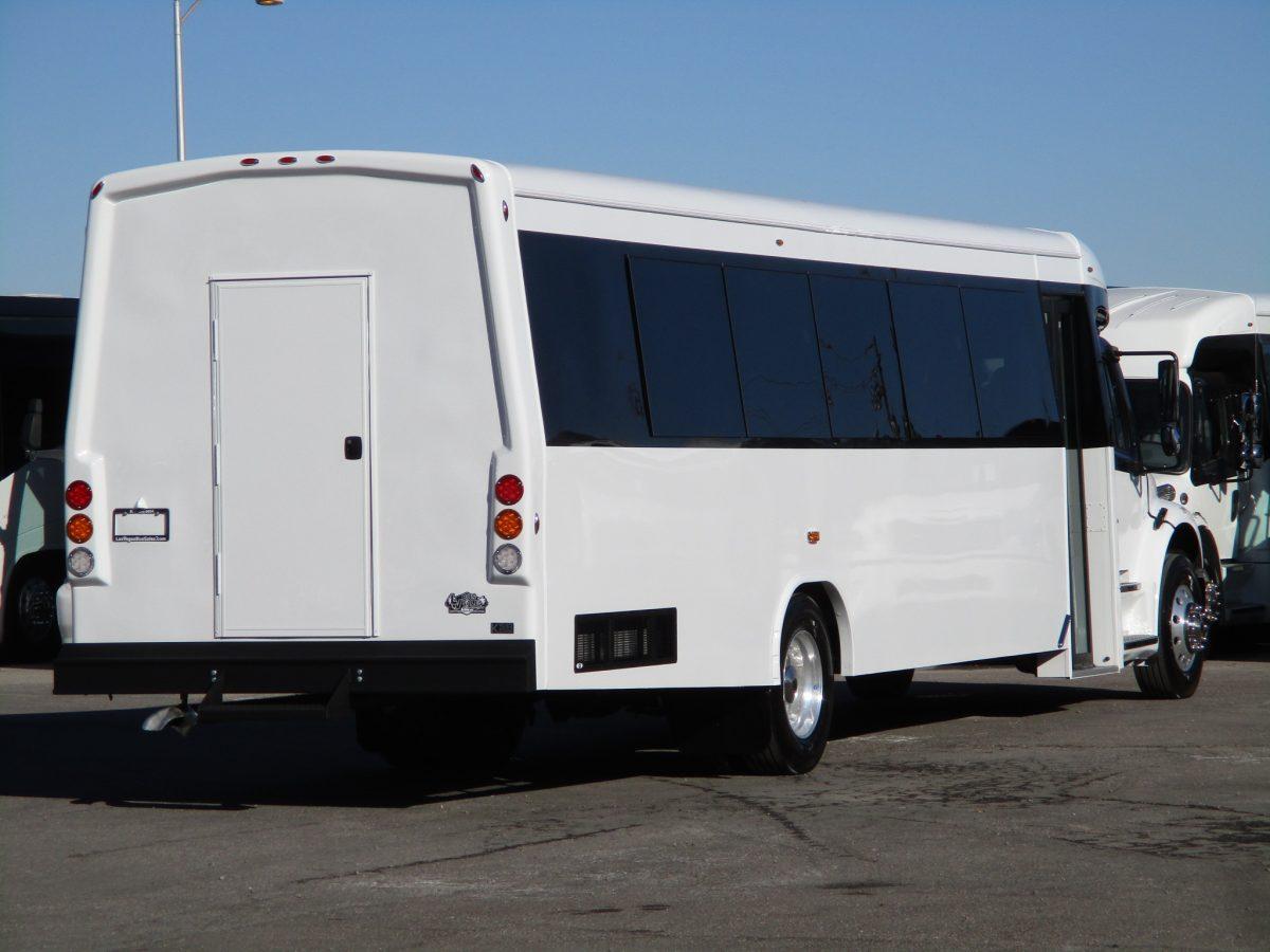Freightliner Las Vegas Nv >> 2018 KSIR Bus M2-400RL Shuttle Bus SN0163 | lasvegasbussales.com