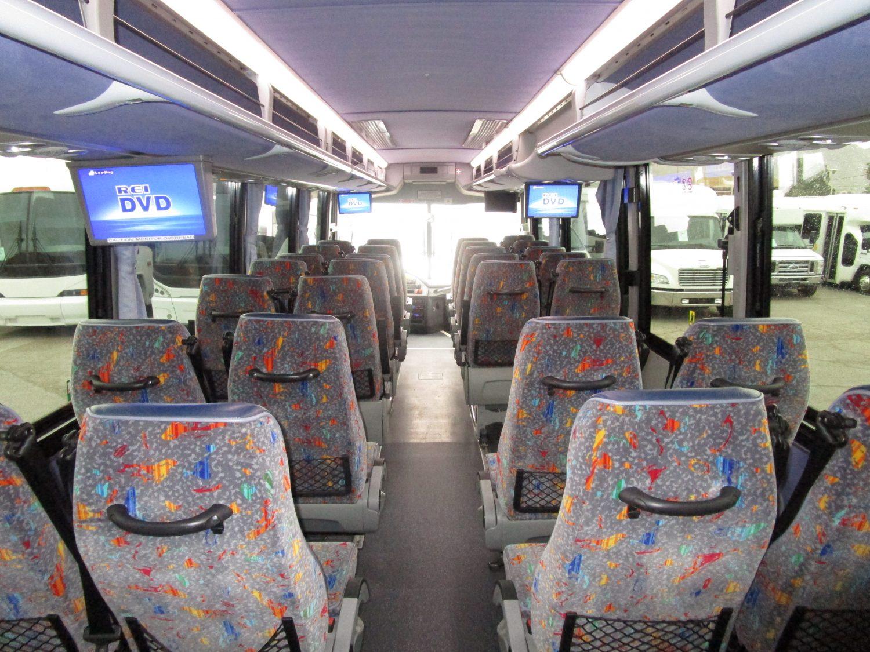 2012 Temsa Ts35 Lift Equipped Highway Coach C00096