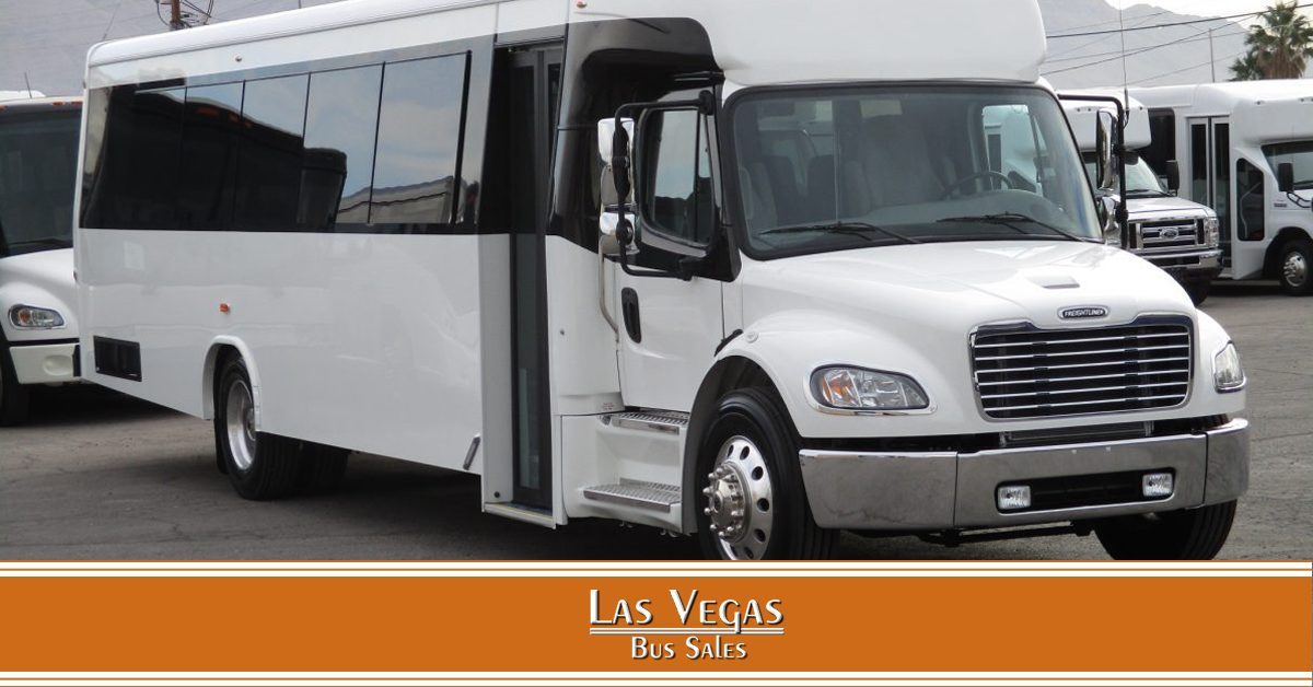 New & Used Buses for Sale from Las Vegas Bus Sales