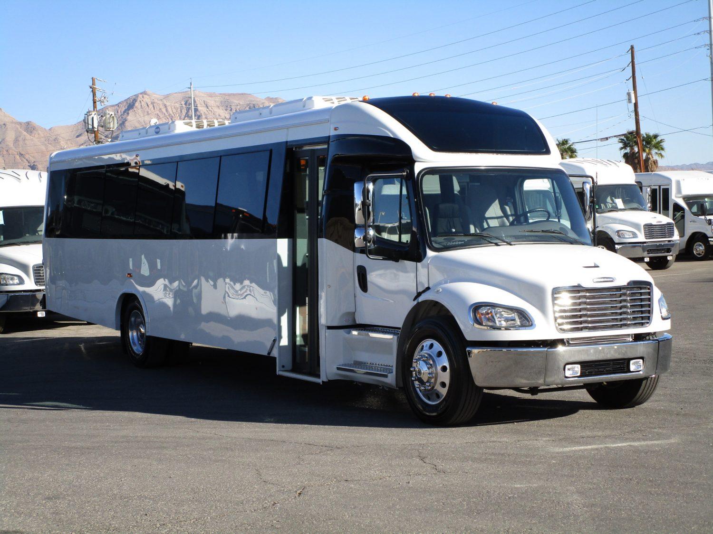 Freightliner Las Vegas >> 2019 Ecd Ksir M2 Freightliner Executive Shuttle Sl5380