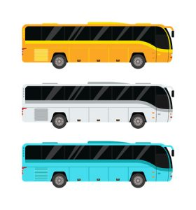 The Differences Between Regular Buses and Coach Buses