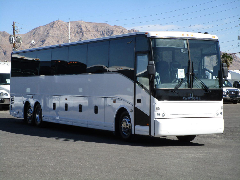 Van Hool Bus >> 2014 Van Hool C2045 Luxury Highway Coach C48103