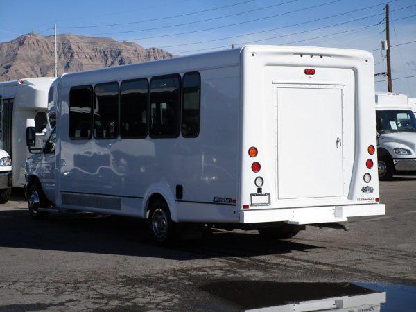 2019 ElDorado Advantage Shuttle Bus Drivers Side Rear