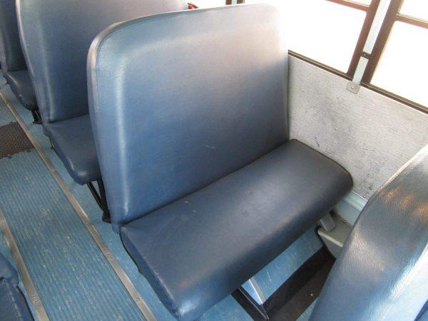 2005 Thomas Saf-T-Liner HDX School Bus Seats