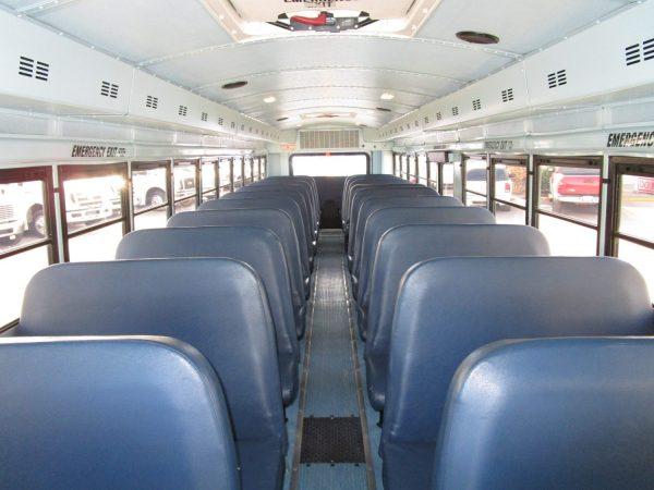 2005 Thomas Saf-T-Liner HDX School Bus Front Aisle