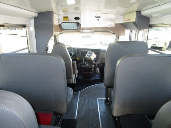 2006 Collins Bus Bantam Daycare Bus Rear Aisle