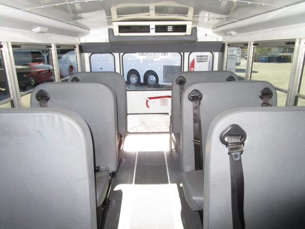 2006 Collins Bus Bantam Daycare Bus Front Aisle