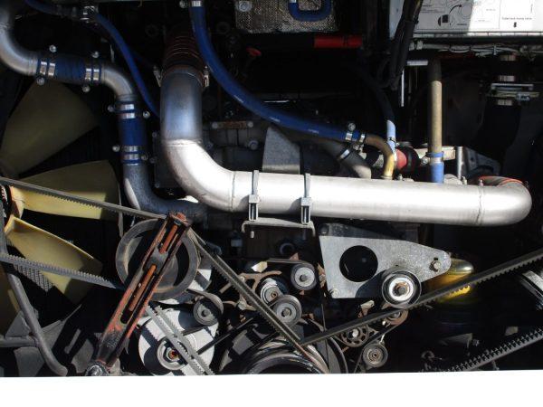 2015 Van Hool TX45 Luxury Highway Coach Under the Hood