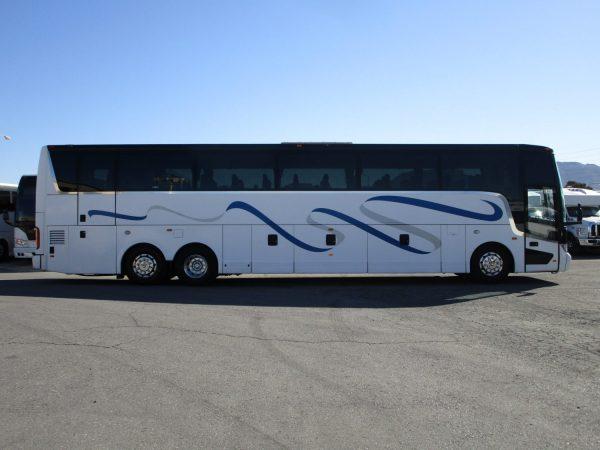 2015 Van Hool TX45 Luxury Highway Coach Passenger Side