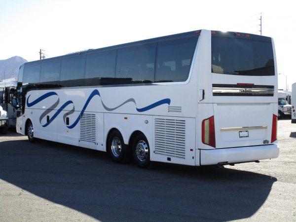 2015 Van Hool TX45 Luxury Highway Coach Drivers Side Rear