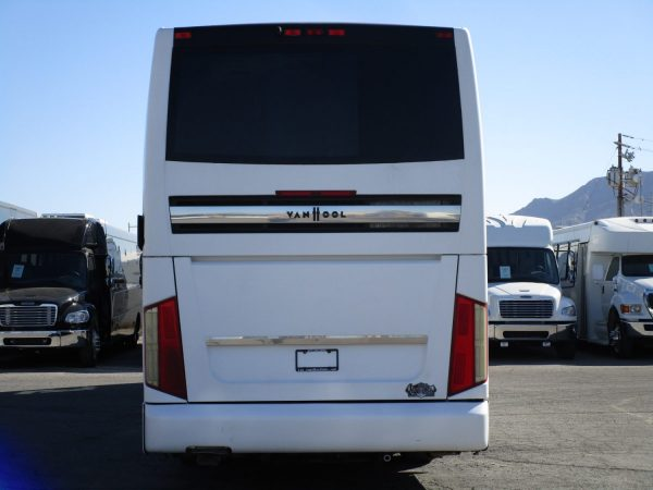 2015 Van Hool TX45 Luxury Highway Coach Rear