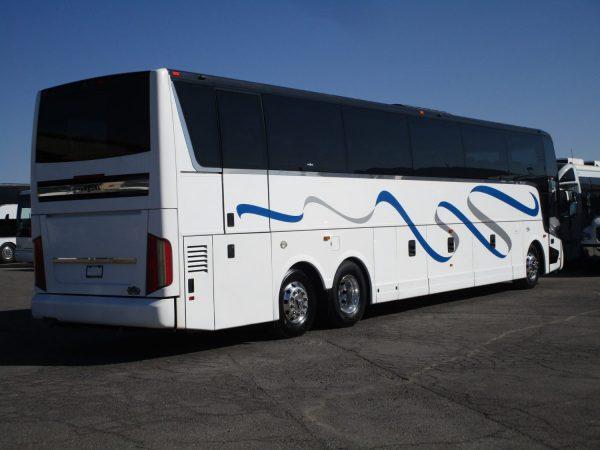 2015 Van Hool TX45 Luxury Highway Coach Passenger Side Rear