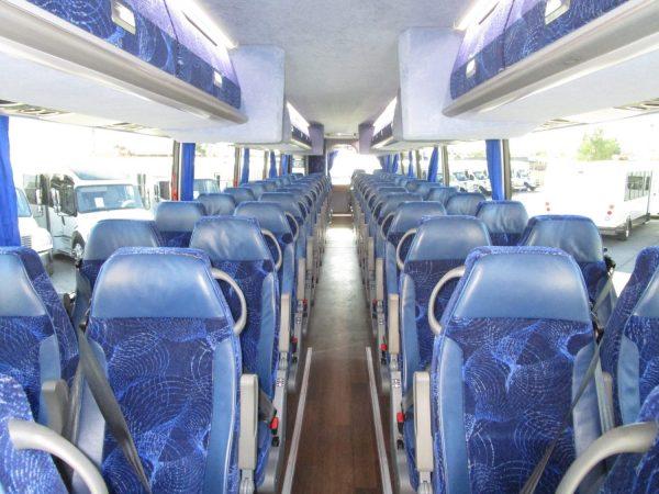 2015 Van Hool TX45 Luxury Highway Coach Front Aisle