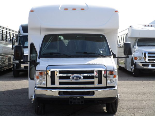 2015 Starcraft Allstar Shuttle Bus Front