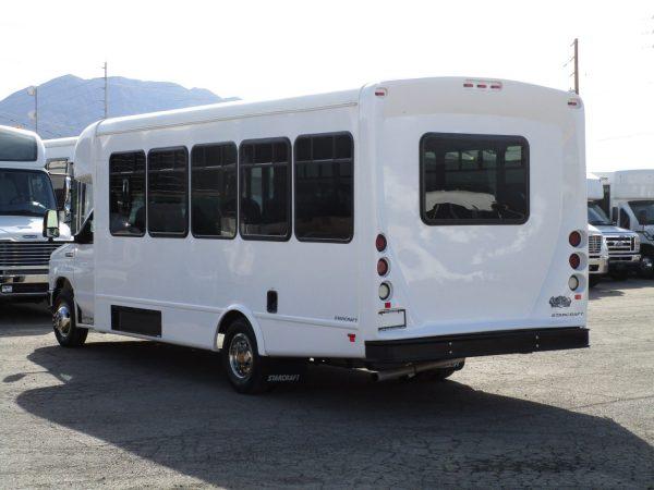 2015 Starcraft Allstar Shuttle Bus Driver Rear