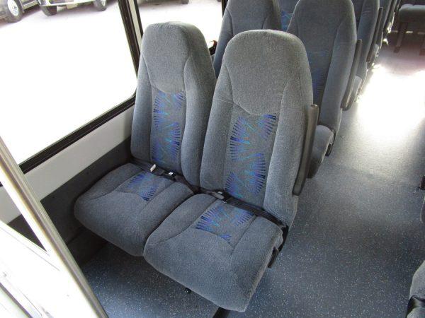 2015 Starcraft Allstar Shuttle Bus Seats