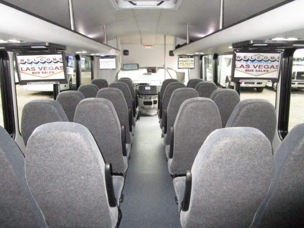 2016 Starcraft Allstar Shuttle Bus Rear Aisle