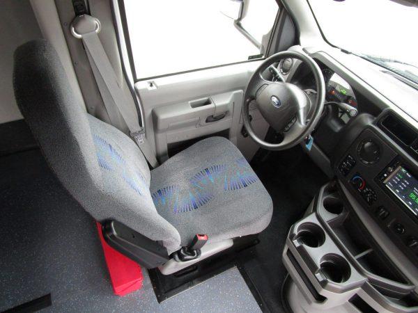 2016 Starcraft Allstar Shuttle Bus Drivers Seat