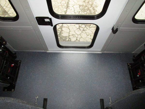 2016 Starcraft Allstar Shuttle Bus Rear Door