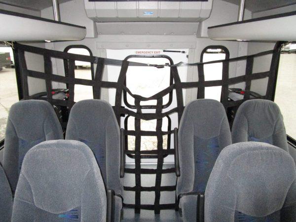 2016 Starcraft Allstar Shuttle Bus Rear Interior