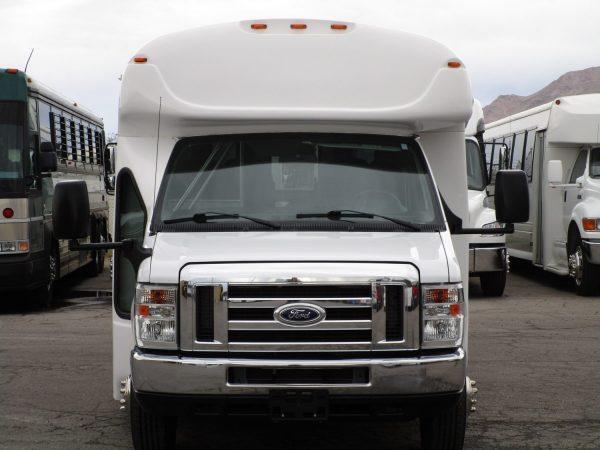 2016 Starcraft Allstar Shuttle Bus Front