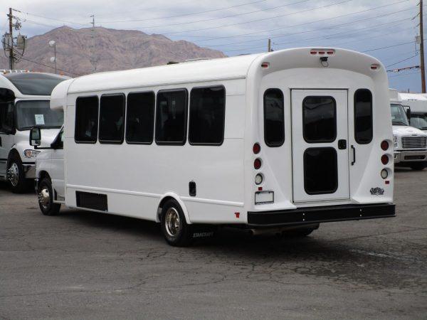 2016 Starcraft Allstar Shuttle Bus Drivers Rear