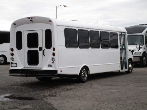 2016 Starcraft Allstar Shuttle Bus Passenger Rear