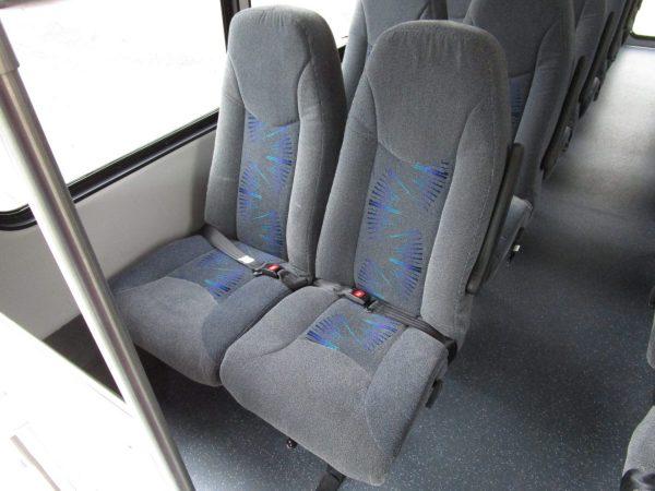 2016 Starcraft Allstar Shuttle Bus Seats