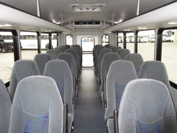 2016 Starcraft Allstar Shuttle Bus Front Aisle