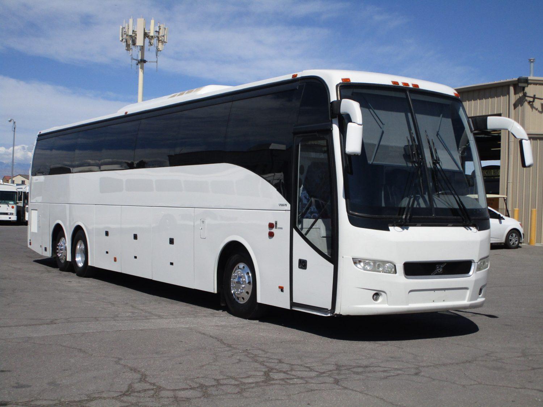 C67539 2014 Volvo 9700 Luxury Highway Coach