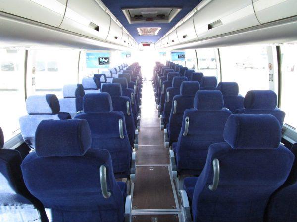 2014 Volvo 9700 Luxury Highway Coach Seats