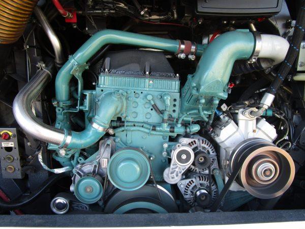 2014 Volvo 9700 Luxury Highway Coach C67539 Engine