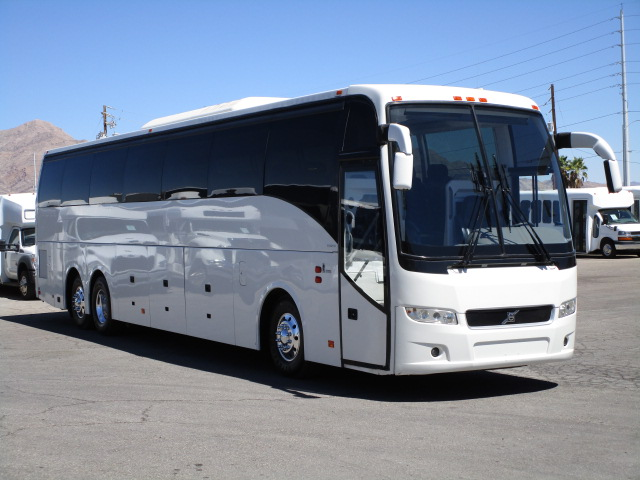 New and Used Coach Buses for Sale in Las Vegas